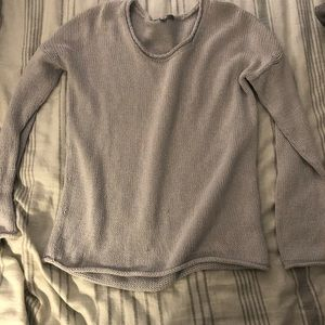 Uniqlo long sleeve knit sweater